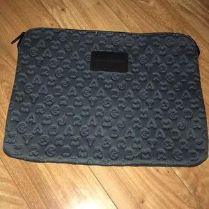 """Marc by Marc Jacobs laptop case 15"""""""